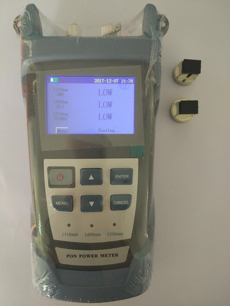 Ruiyan RY-P100 1310/1490/1550m FTTH PON Optical Power Meter for EPON GPON xPON ONT OLTRuiyan RY-P100 1310/1490/1550m FTTH PON Optical Power Meter for EPON GPON xPON ONT OLT