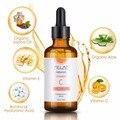 30ML 20% Vitamin C Serum Organic Hyaluronic Acid Anti Ageing Natural Facial Vitamins Moisturizing Whitening Skin Care TSLM1
