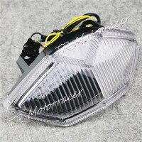 Fits Kawasaki Z1000 Ninja 1000R 2011 2012 LED Taillight Integrated Turn Signals Rear Light