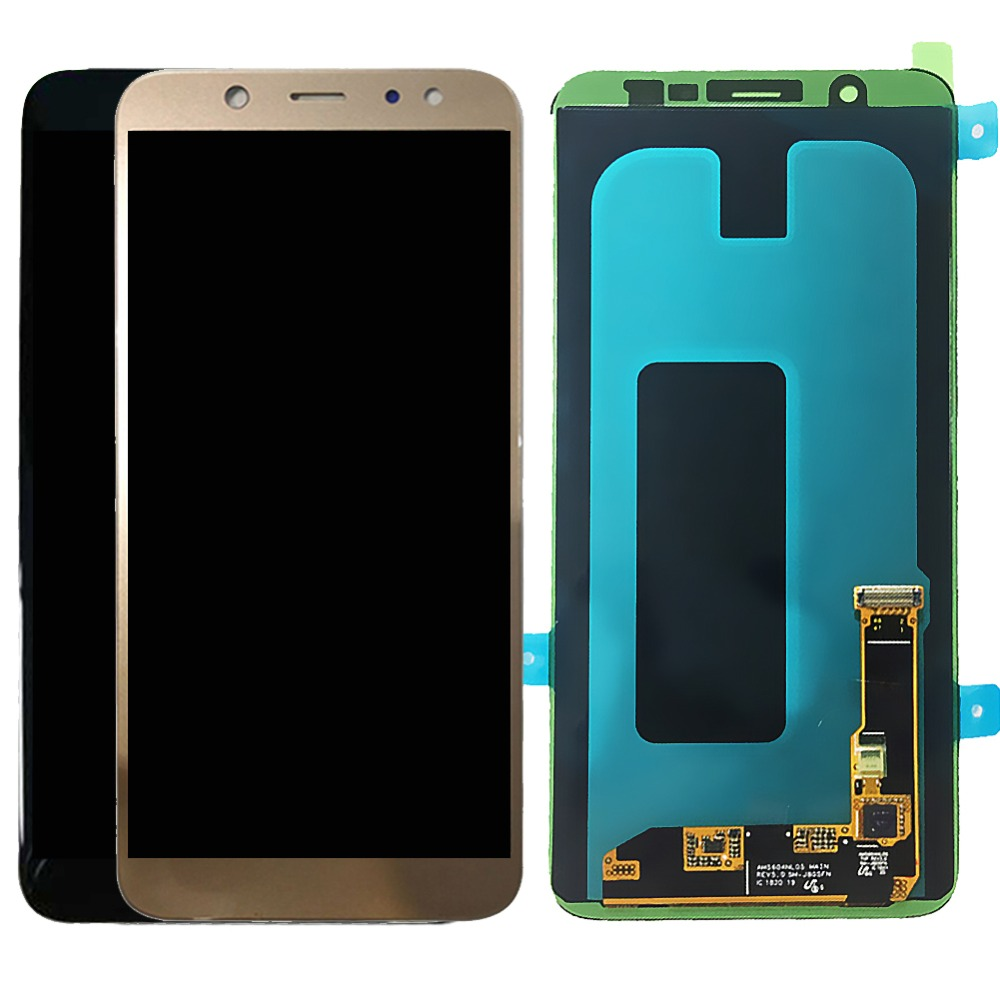 Amoled LCD 6.0 For Samsung Galaxy OLED A6 Plus 2018 A605 A605F A605FN LCD Display Touch Screen Digitizer With ToolsAmoled LCD 6.0 For Samsung Galaxy OLED A6 Plus 2018 A605 A605F A605FN LCD Display Touch Screen Digitizer With Tools