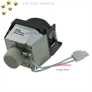 Image 3 - Replacement  MS517 MX518 MW519 MS517F MX518 lamp 5J.J6L05.001 with housing for BENQ  with 180 days warranty
