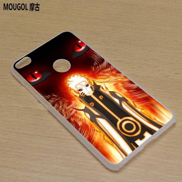 Naruto Sasuke Series Transparent hard Phone Case Cover for Huawei Honor8 P8 P9 P10 Lite 2017 Plus