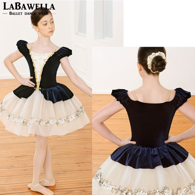 de11143a9 Girl s Coppelia Ballet Stage Dance Costume Tutu Dress Child ...