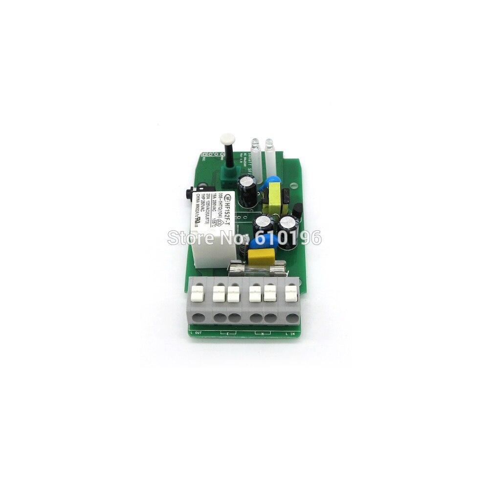 Sonoff TH 16A WiFi surveillance intelligente sans fil de la température et de l'humidité du commutateur pour la maison intelligente - 4