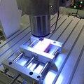 Фрезерный станок с ЧПУ, аксессуары для станков, светодиодный светильник, шпиндель, фиксированный светодиодный светильник для 1500 Вт, 2200 Вт, ш...