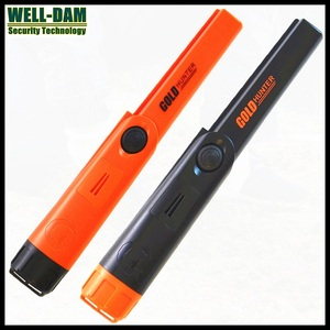 Image 1 - 4 PCS/LOT or Hunter TM pinpointer détecteur de métaux étanche souterrain détecteur dor sous marin détecteur de métaux avec étui