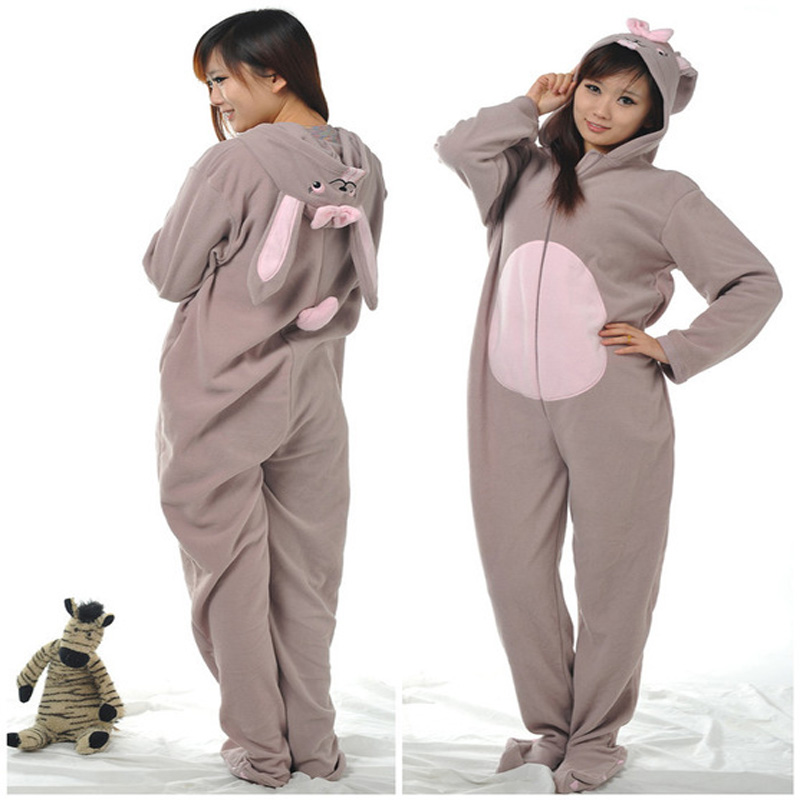 Popular Hooded Footed Pajamas for Men-Buy Cheap Hooded Footed ...