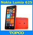 """Nokia Lumia 625 окон 8 двухъядерный первоначально открынный смартфон GPS WIFI 4.7 """" 5MP 3 г и 4 г GSM мобильный телефон прямая поставка"""
