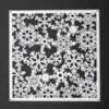 1 X Metal Snowflak Christmas Cutting Dies DIY Scrapbookin Carbon Steel Snow Christmas Mould Craft Album Stencil Love Cutting Die