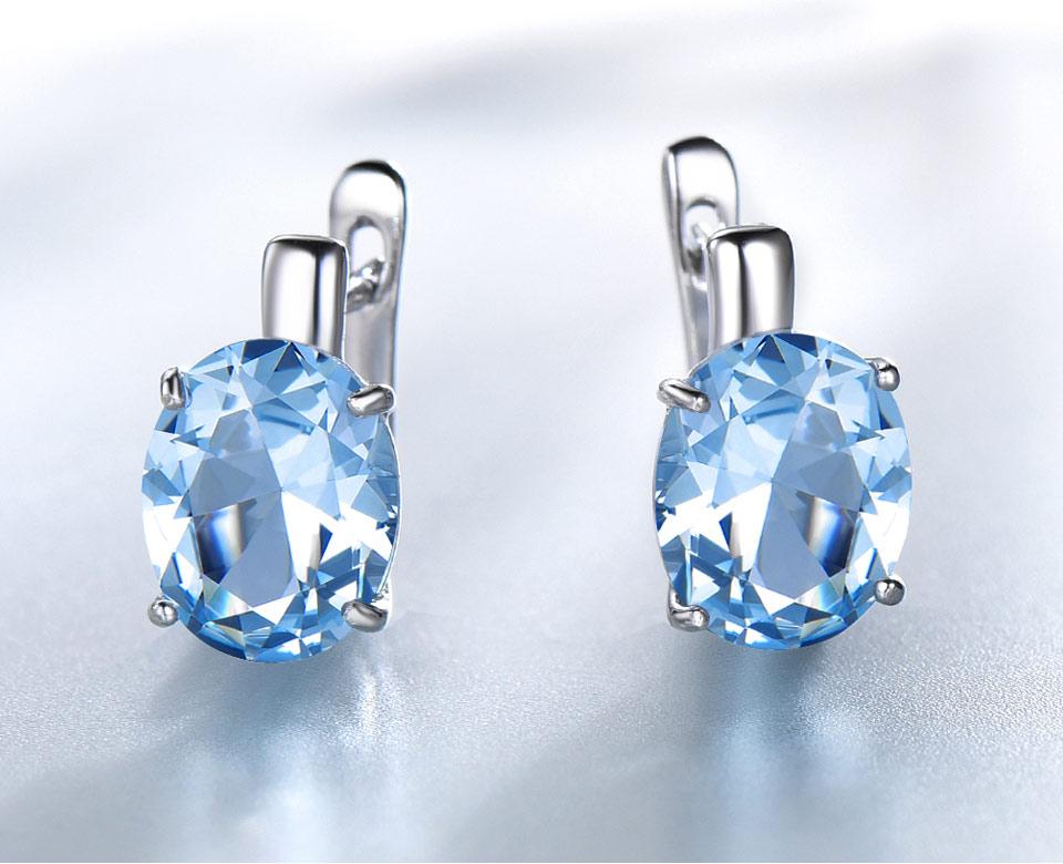 UMCHO-Sky-blue-topaz-925-sterling-silver-clip-earrings-for-women-EUJ085B-1-PC_03