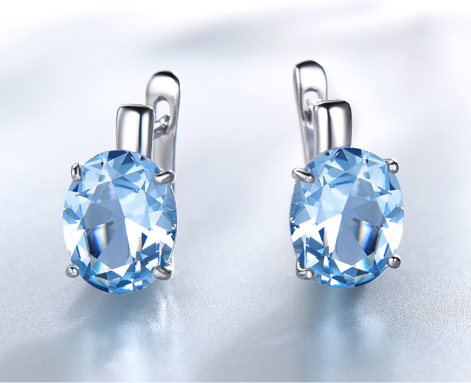 Honyy-Sky-blue-topaz-925-sterling-silver-clip-earrings-for-women-EUJ085B-1-PC_03