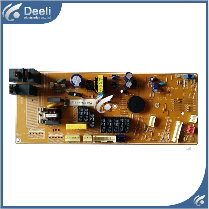 95% new Original for air conditioning Computer board DB93-02980S-LF DB41-00310A control board air conditioning computer board db93 04241a lf db41 00509a fan fma8731ssf used disassemble