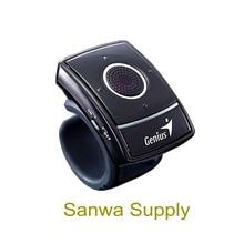 Ratón inalámbrico inteligente con anillo para dedo, 2,4G, con función de presentador de anillo, para portátil, Notebook, PC, con envío gratis