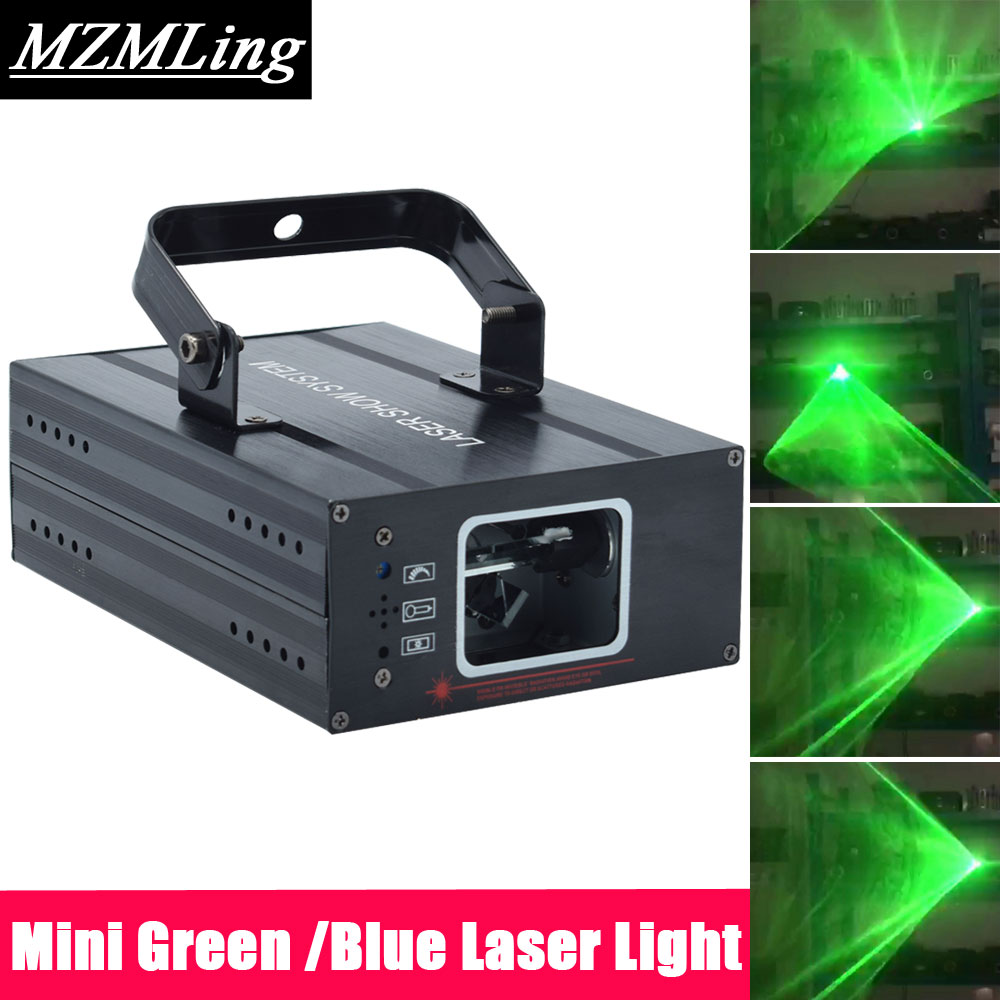 Mini Green /Blue Laser Light Green (532nm) /45mw &Red(650nm) /100mw DMX512 Stage Light DJ /Party /Stage Lighting Effect Light hot sale new china stage light 50mw green laser 100mw red laser 150mw mixed yellow laser dj equipment