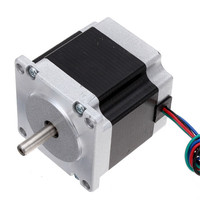 NEMA23 1.8 Degrees 57 Hybrid Stepper Motor Two Phase 56mm 1.26Nm 2.8A