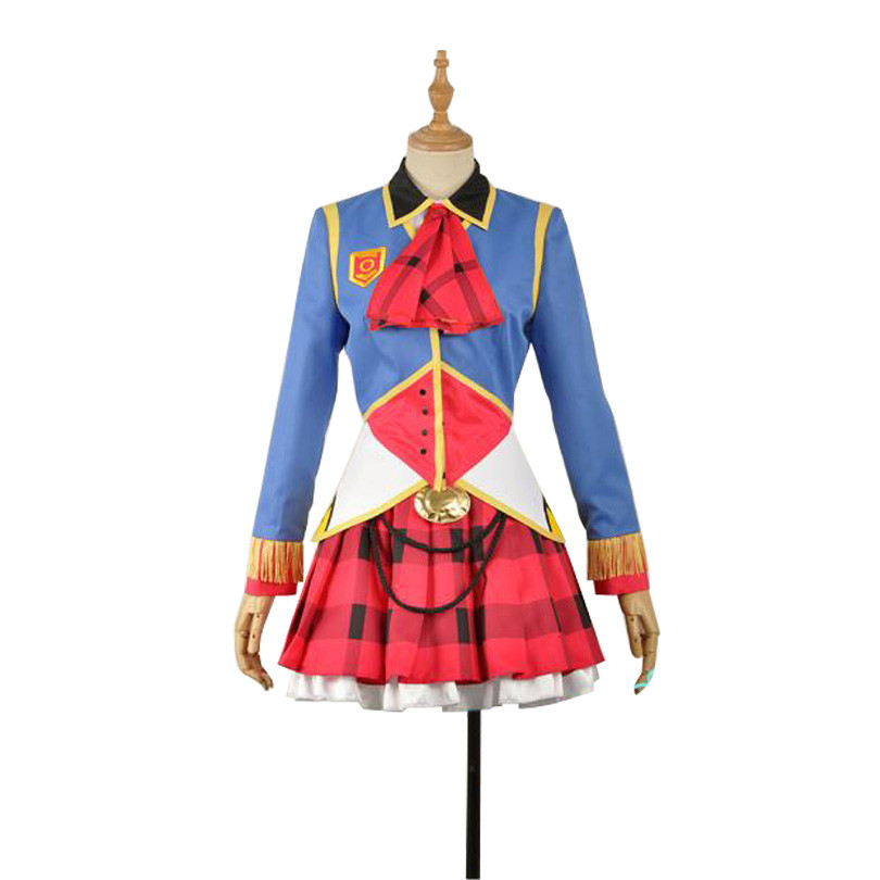 Lovelive Sunshine Happy Party Train Kunikida Hanamaru Cosplay Costumes Cosplay Coat Perfect Custom for You