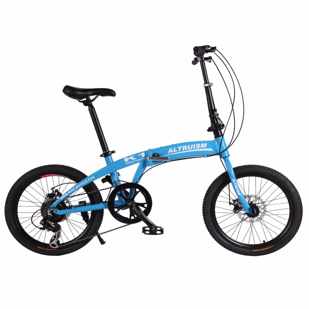 Altruism K1 20 inch folding bike aluminum alloy frame MTB mountain ...