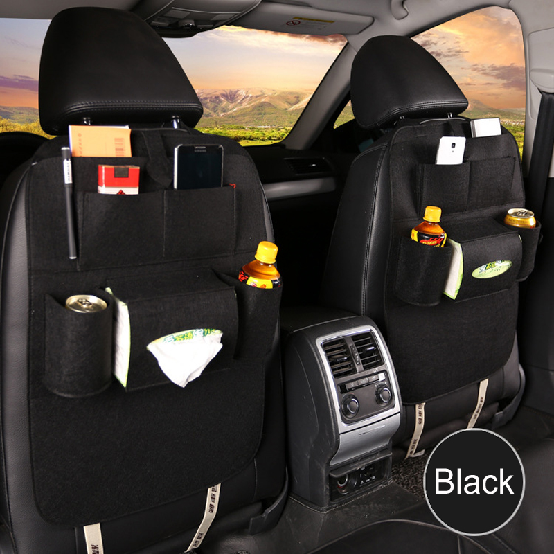 1x Car Storage Bag Protector Auto <font><b>Accessories</b></font> For <font><b>Toyota</b></font> <font><b>Corolla</b></font> RAV4 Camry Prado Avensis Yaris Auris Hilux Prius Land Cruiser image