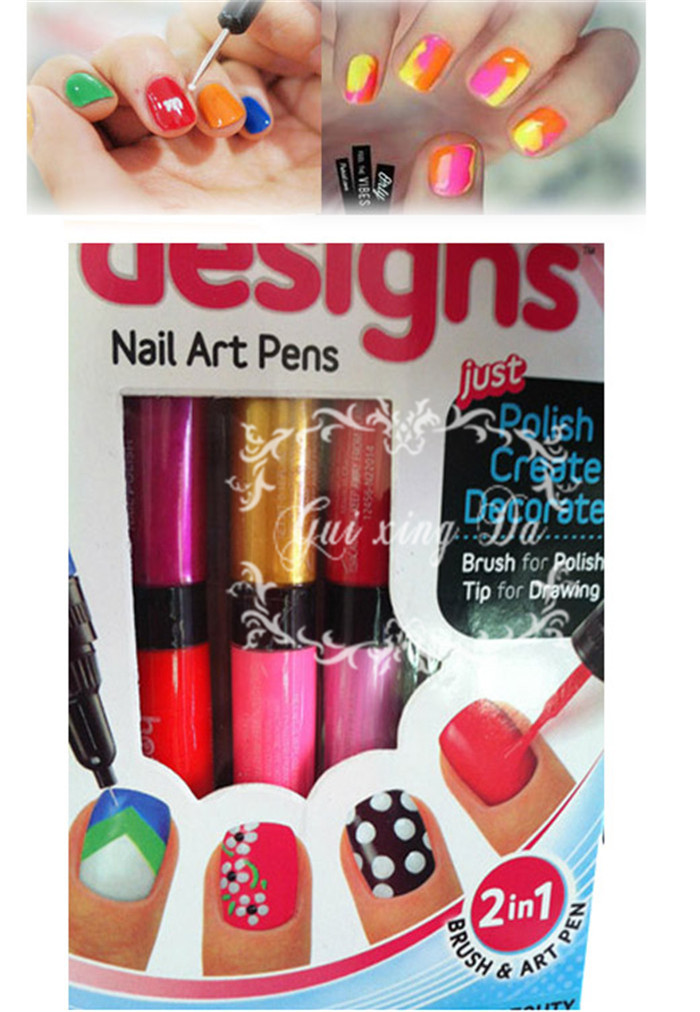 Nail Polish Markers As Seen On Tv Hession Hairdressing