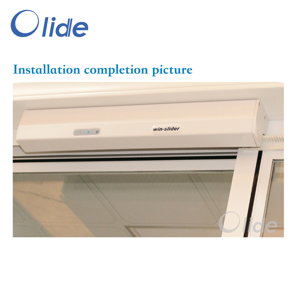 Olide Automatic Residential Sliding Door Opener Operator