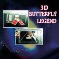2014 de La Mariposa 3D Leyenda mágica, trucos de magia, la magia de La Mariposa, ilusiones