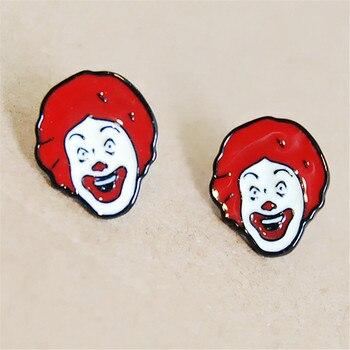 Сережки McDonalds