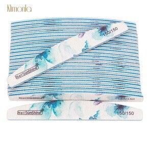 50Pcs Plastic Nail File 150 Gr