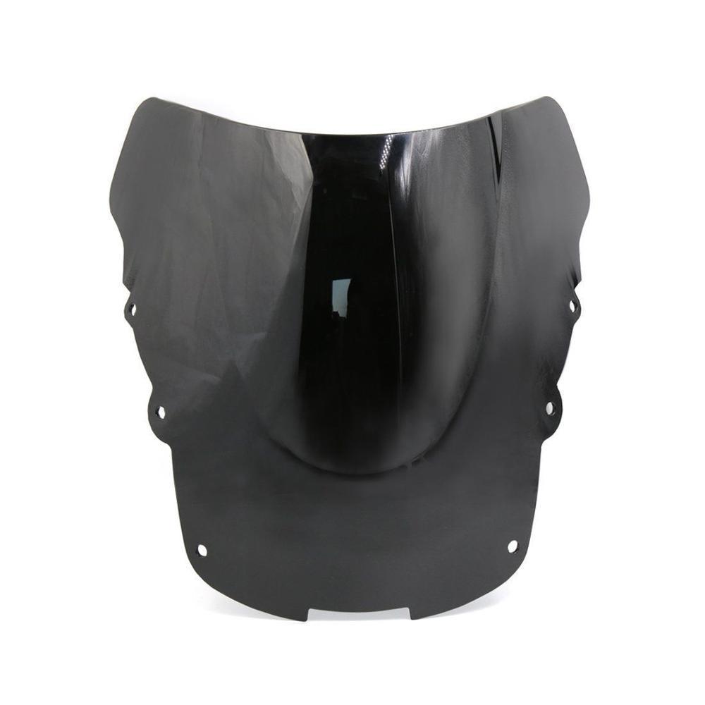 Motorcycle Windscreen Windshield Iridium Wind Deflectors For Honda CBR1100XX Blackbird CBR 1100XX 1997 1998 99 00 01 02 03 2007