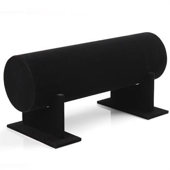 30x11cm Black Velvet Hair Band Headband Holder Retail Shop Display Stand Rack Holder Hot Sale