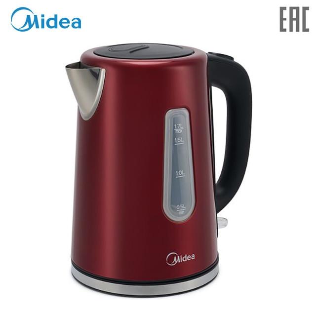Электрический чайник Midea MK-8060 [Официальная гарантия 1 год, Доставка от 2 дней]