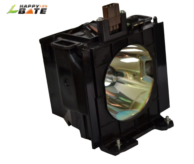 HAPPYBATE ET-LAD55 Replacement Projector Lamp for PT-D5500 PT-D5600 PT-DW5000 PT-L5500 PT-L5600 With ET-LAD55LW With Housing projector bare lamps et lab10 for panasonic pt lb10e pt lb10nt pt lb10s pt lb10v pt lb20e pt lb20nt pt b20su happybate