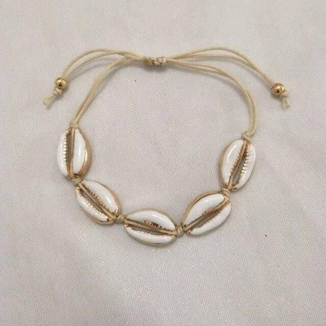 Shell Necklace Bracelet...