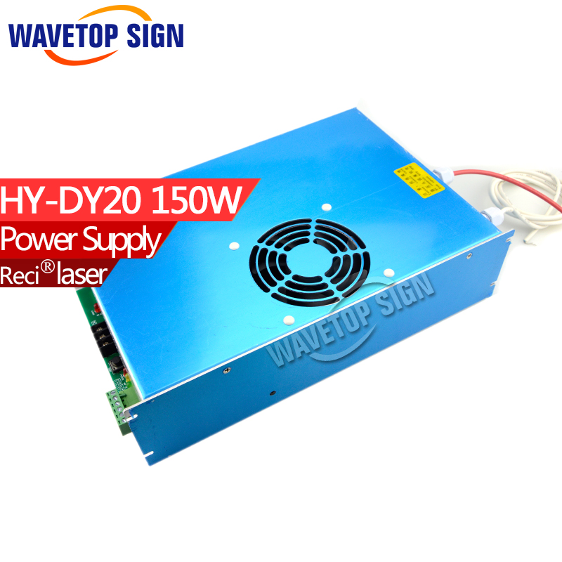 DY20 Co2 Laser Power Supply For RECI  W6 W8 S6 S8 Co2 Laser Tube Engraving  Cutting Machine power transformer high voltage for reci laser power supply dy20