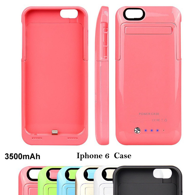 iphone 6 rechargable phone case