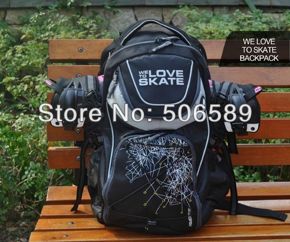free shipping skates bag 48*33*16cm 45 liters free shipping skates bag 48 33 16cm 45 liters