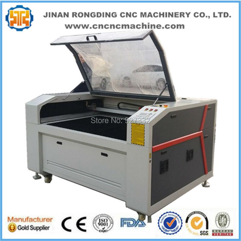 Chinese Plastic Laser Cutting Machine/ Co2 Laser Engraving Cutting Machine 1390