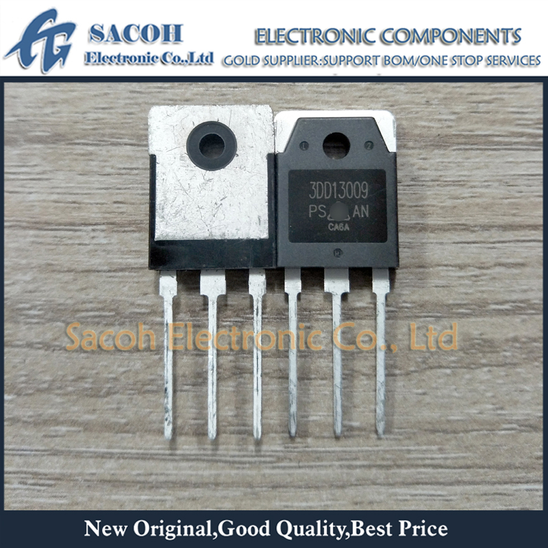 Accessories & Parts Free Shipping 10pcs 3dd13009 Or Osa13009-1 Or Sbw13009-s Or P13009 To-3p High Voltage Npn Silicon Transistor Pure And Mild Flavor Digital Cables