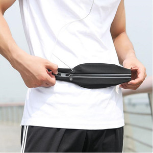 Image 5 - Youpin Yunmai Sports Invisible Pockets Waterproof/Sweat Resistance 3M Night Reflective Mobile phone Keys Bag Outdoor Running
