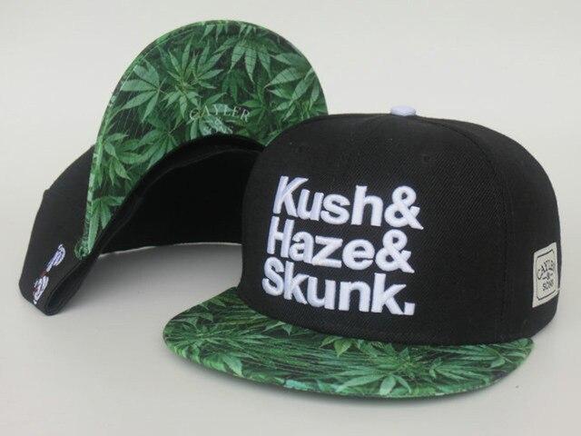d4b4aad4a5b31 1PC Cayler   Sons snapback hats for women men snap back Kush Haze Skunk  green hip hop cap female LK baseball caps gorras planas