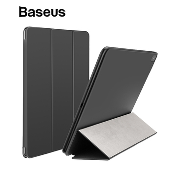 """Baseus PU Leather Flip Case For Apple iPad Pro 11"""" 12.9"""" 2018 Cover Magnetic Adsorption Protective Case For iPad Pro 11"""" 2018 Tablets & e-Books Case"""