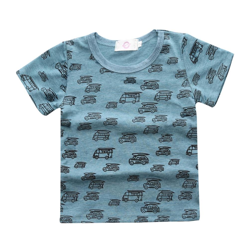 Wasailong-new-kids-clothes-summer-boys-clothes-4pcs-Short-sleeve-T-shirt-Boy-car-four-single-T-jeans-suit-1