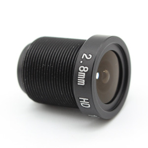 Image 2 - HD 2.8mm 3.6mm 6mm CCTV IR Board Lens 1080P M12*0.5 Fixed for Security IP CCD camera