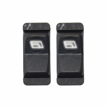 AP02 2 Window Switches For Mercedes-Benz W123 Coupe/S123 S124 Kombi/W126 C126 S-Class/W201 190/S124 W210 E-Class/SL R107 image