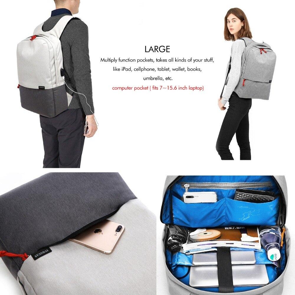 mulheres bolsa mochila para 14-15 Backpack Capacidade : A4 Book, laptop, umbrella, phone Etc