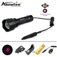 AloneFire X510 Infrared Flashligh IR 850NM Hunting torch IR flash light lanterna for Hunting light lamp