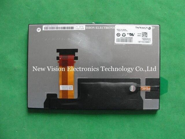 LA080WV5 (SL) (01) LA080WV5 SL01 Nuovo Originale 8 pollici Display LCD per la Navigazione per Auto
