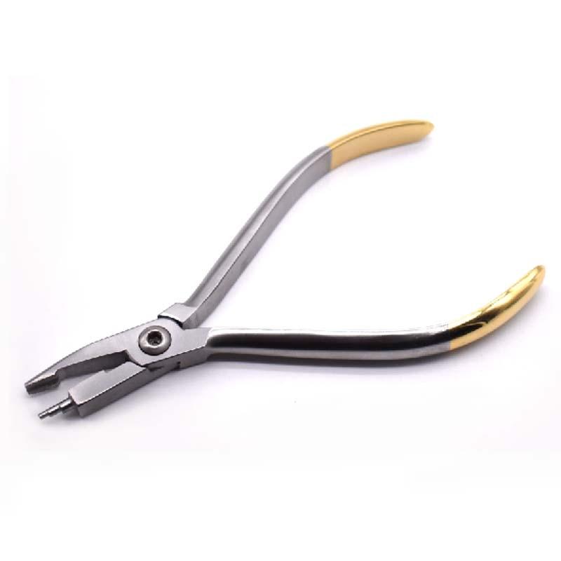 Image 3 - Dental Orthodontic Omega Loop Forming Plier Tweed Type 12.5cm Instrument dentist equipment-in Teeth Whitening from Beauty & Health