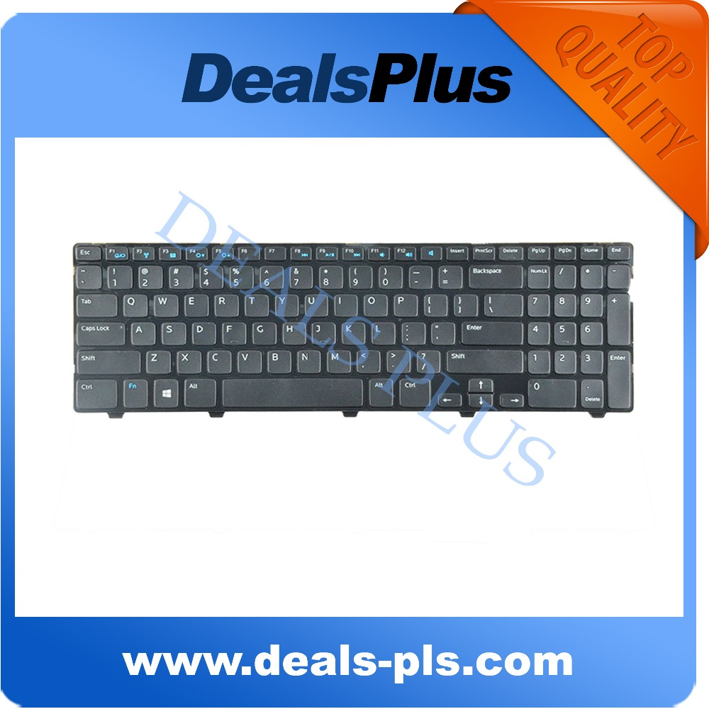 US Layout Keyboard For Dell Inspiron 3537 5421 5521 5537 5535 5-3521 15-3537 15R-5521 15R-5528 15R-5537 Vostro 2521 M531R