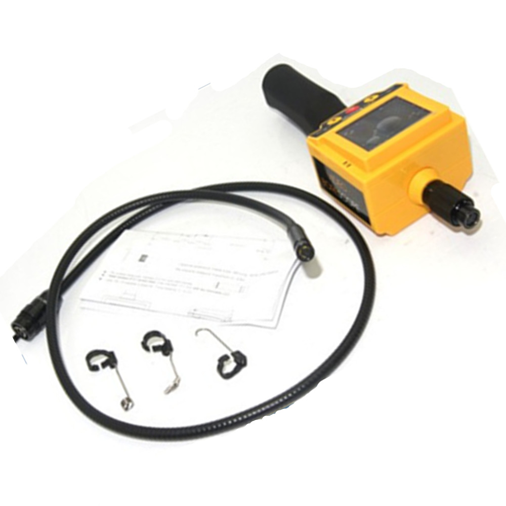 2.4 Inch  Monitor 10mm Water-Proof IP67  AV Handheld Endoscope