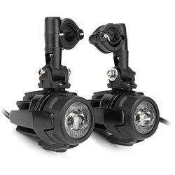 Передний противотуманный светильник для BMW R1200GS, светодиодный светильник s Для BMW R 1200 GS Adventure LC 2014 2015 2016, запчасти для мотоциклов